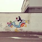 """Kenny Random"", 2012 - G.G. Stecca"